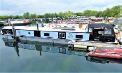 2018 Wide Beam Narrowboat 70x12 Collingwood SP Longboats