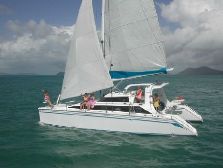 2000 Perry 43 Sailing Catamaran