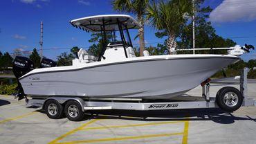 2020 Sea Cat 260 Catamaran