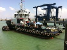 2005 Deep Sea Tug Offshore Support Standby Ocean Towing Tug Boat