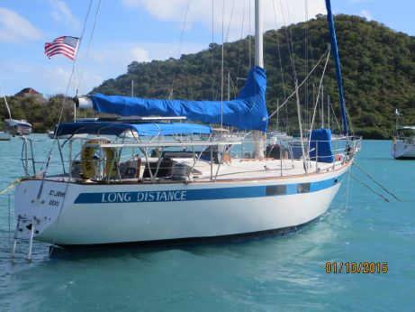1980 Pearson Day Charter Boat Business