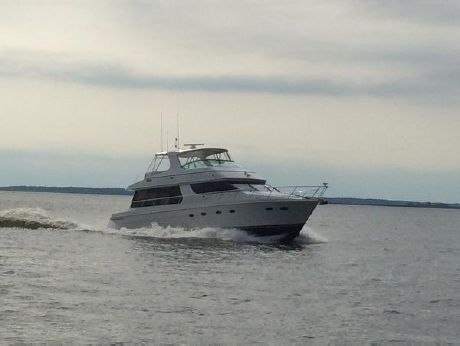 2003 Carver Yachts Voyager