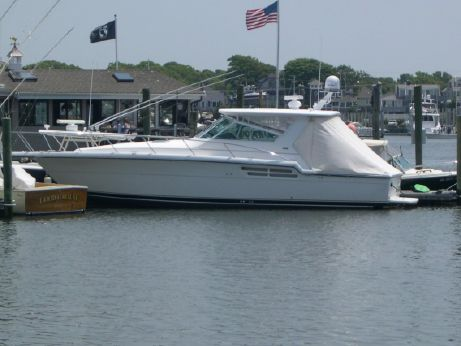 2000 Tiara 41 Open, Bow thruster