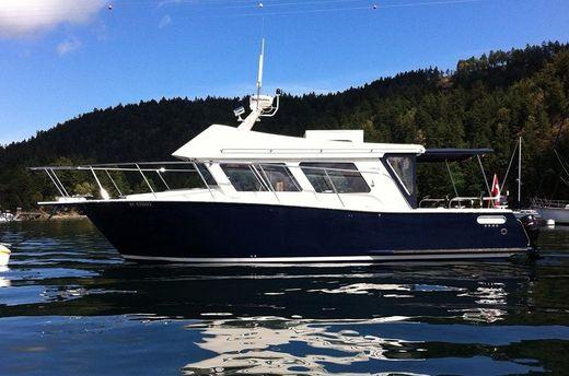 2007 30' Coastal Craft Cruiser