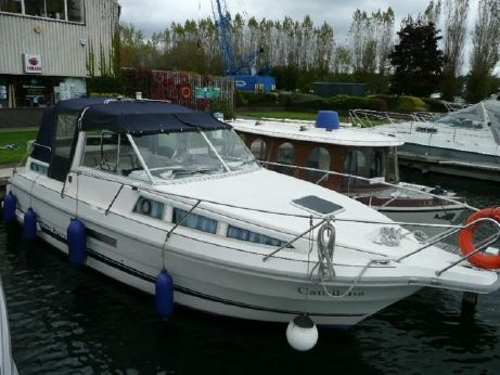 2000 Marex 280 Holiday