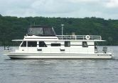 photo of 55' Gibson 55 Executive Wide Body Cabin Yacht