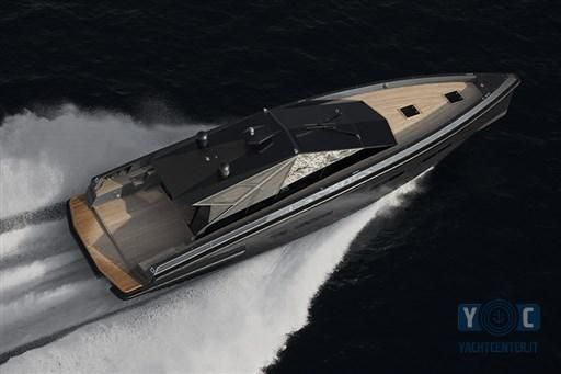 2008 Wally Yachts 64' Wally Power