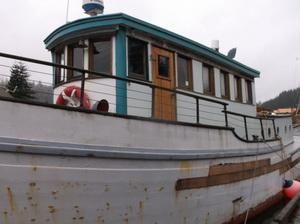 1930 Wooden Conversion Classic Live Aboard
