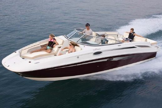 2010 Searay 280 Sundeck