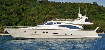 2003 Ferretti Yachts 68 Fly