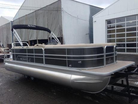2016 Misty Harbor 245CU Tri Toon