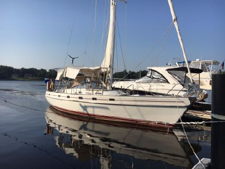 1996 Contest Yachts Sloop 43