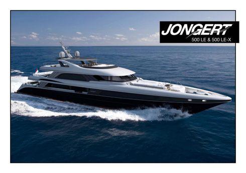 2015 Jongert 500LE