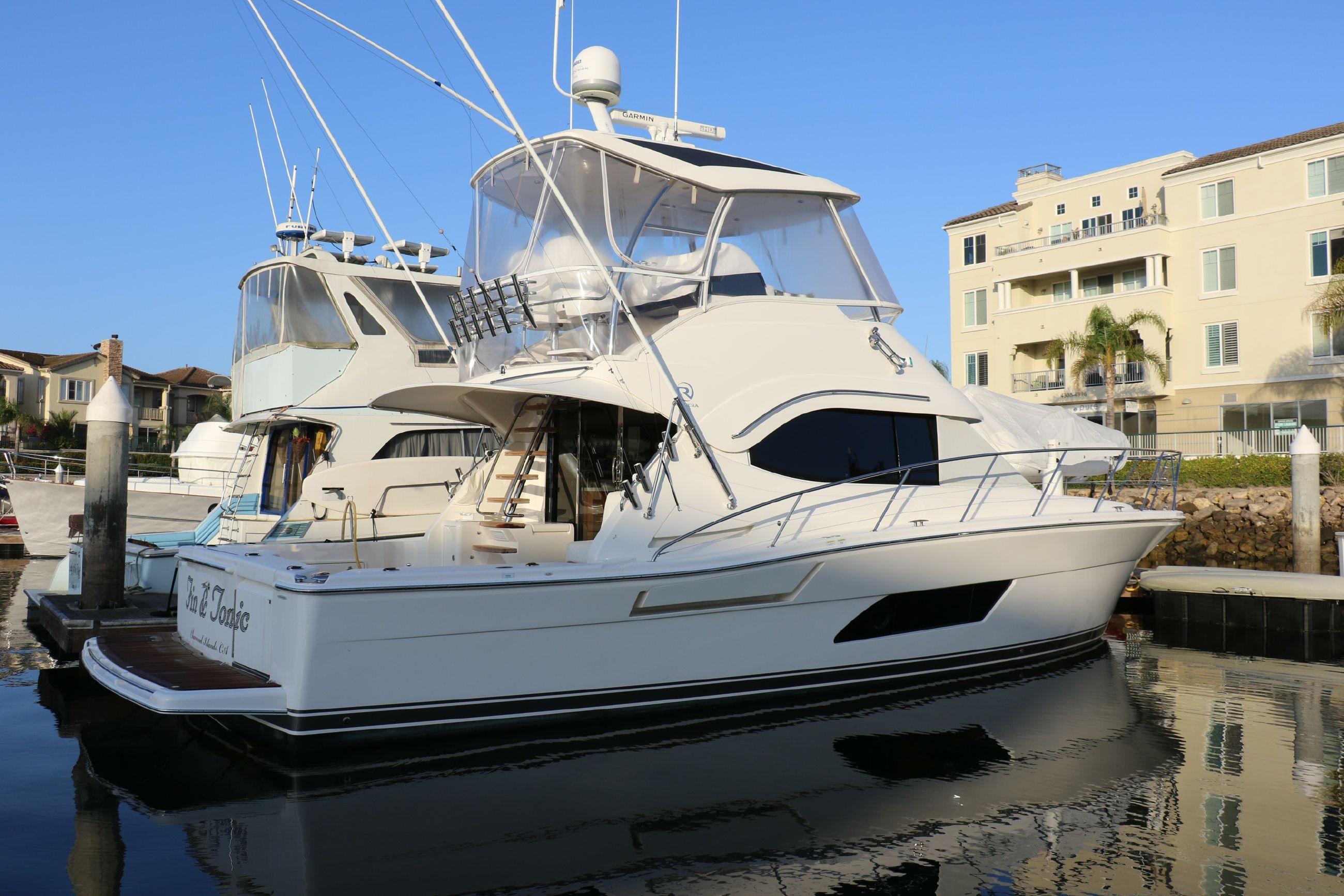Riviera 43 Open Flybridge Yacht for sale in Channel Islands Oxnard