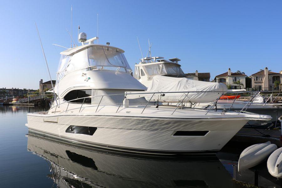 Riviera 43 Open Flybridge Yacht for sale in Oxnard CA