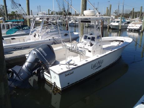 2000 Sea Craft 23 Center Console