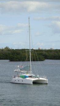 2000 Endeavour 42 Manta Catamaran