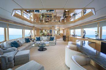 thumbnail photo 0: 1998 Trinity Yachts Raised Pilothouse MY