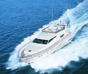 1994 Ferretti Yachts 225