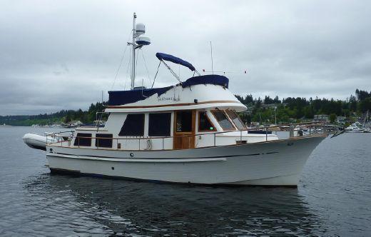 1980 Hershine Aft Cabin Trawler