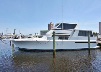 1996 Viking Motor Yacht