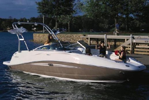 2008 Sea Ray 260 Sundeck