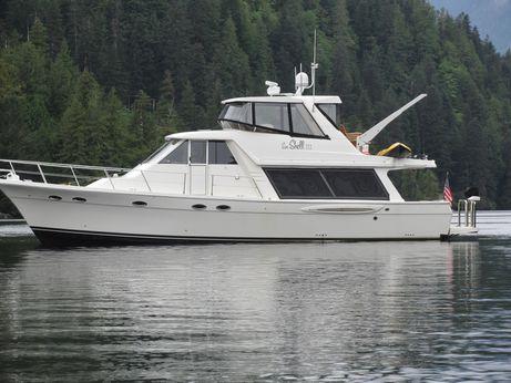 2007 Meridian 490 Custom Pilothouse