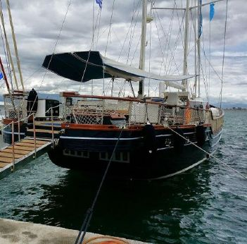 2002 Tuzzla Sailing Yacht 112ft