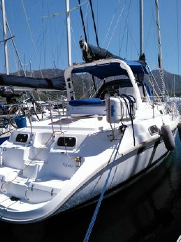 1997 Hunter Passage 456