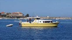 1963 Custom Cantieri Dell'adriatico Riuniti Bora 4