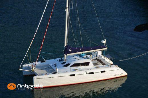 1990 Catamaran Cruisers Caparros 36