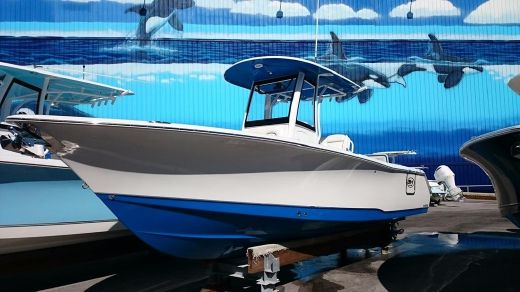 2017 Sea Hunt Gamefish 27