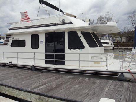 2003 Gibson 50 Cabin Yacht