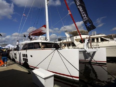 2013 Sunreef Yachts 60 Loft