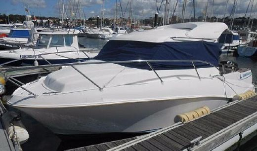 2007 Quicksilver 640 Weekend OB