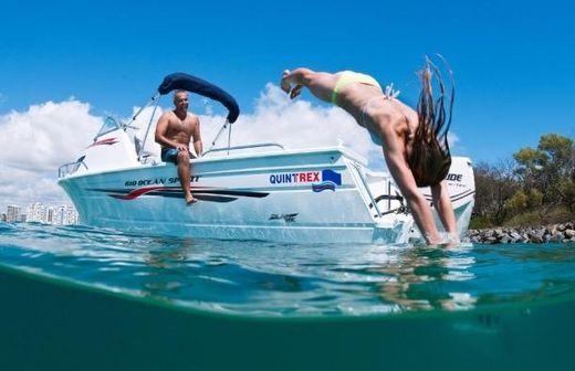 2016 Quintrex 510 OCEAN SRINT