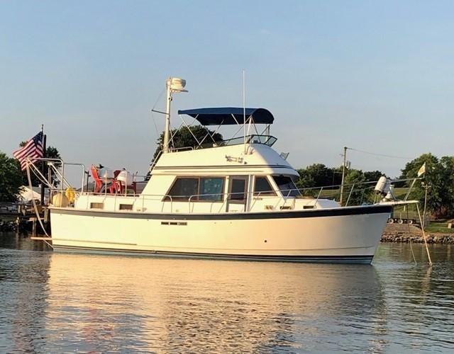 1981 Prairie Boat Works 36 Power Boat For Sale - www yachtworld com