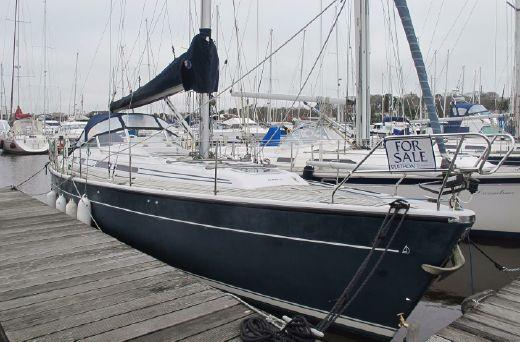1998 Dehler 41 Cruising