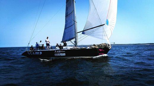 1986 Reichel/pugh Admirals Cup 44