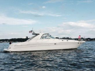 1997 Sea Ray 580 Sundancer