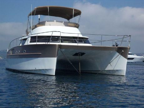 2007 Fountaine Pajot Cumberland 44 Owner version