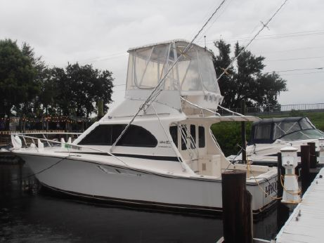 1989 Luhrs Tournament 320 Convertible