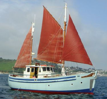 1990 Inchcape 45 Motor Sailor