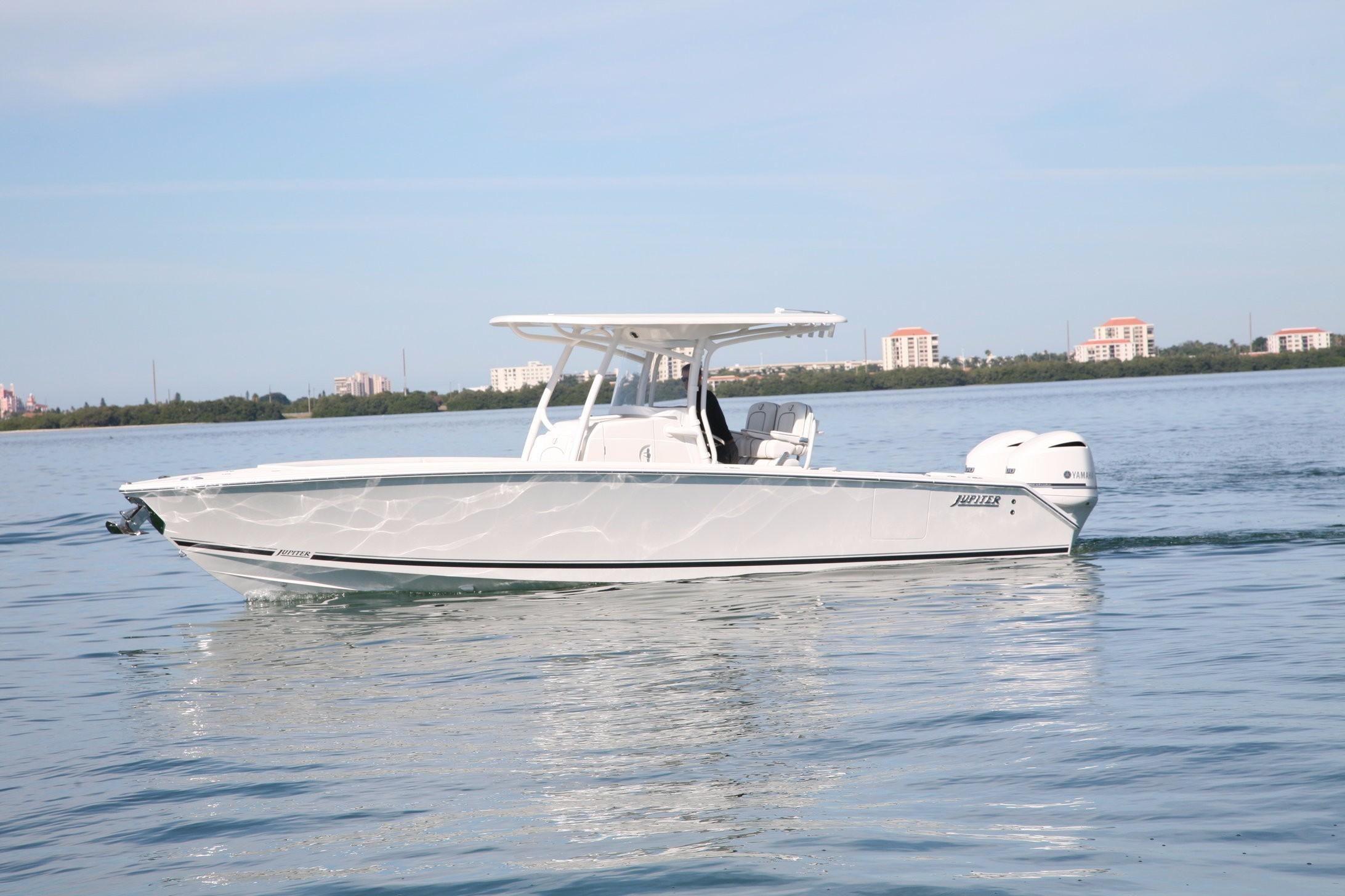 2017 Jupiter 30 HFS Power Boat For Sale - www yachtworld com