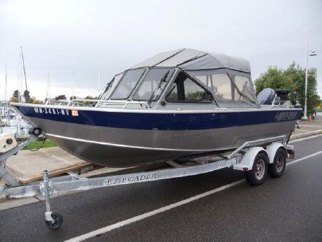 2007 North River Seahawk 20
