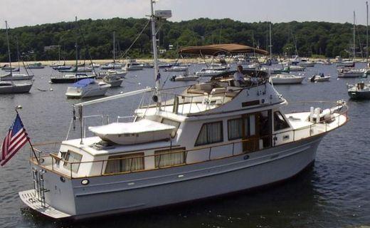 1983 Albin Classic Trawler