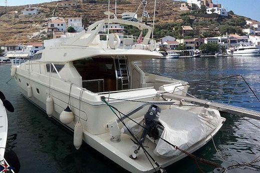 1993 Ferretti Yachts 54/60