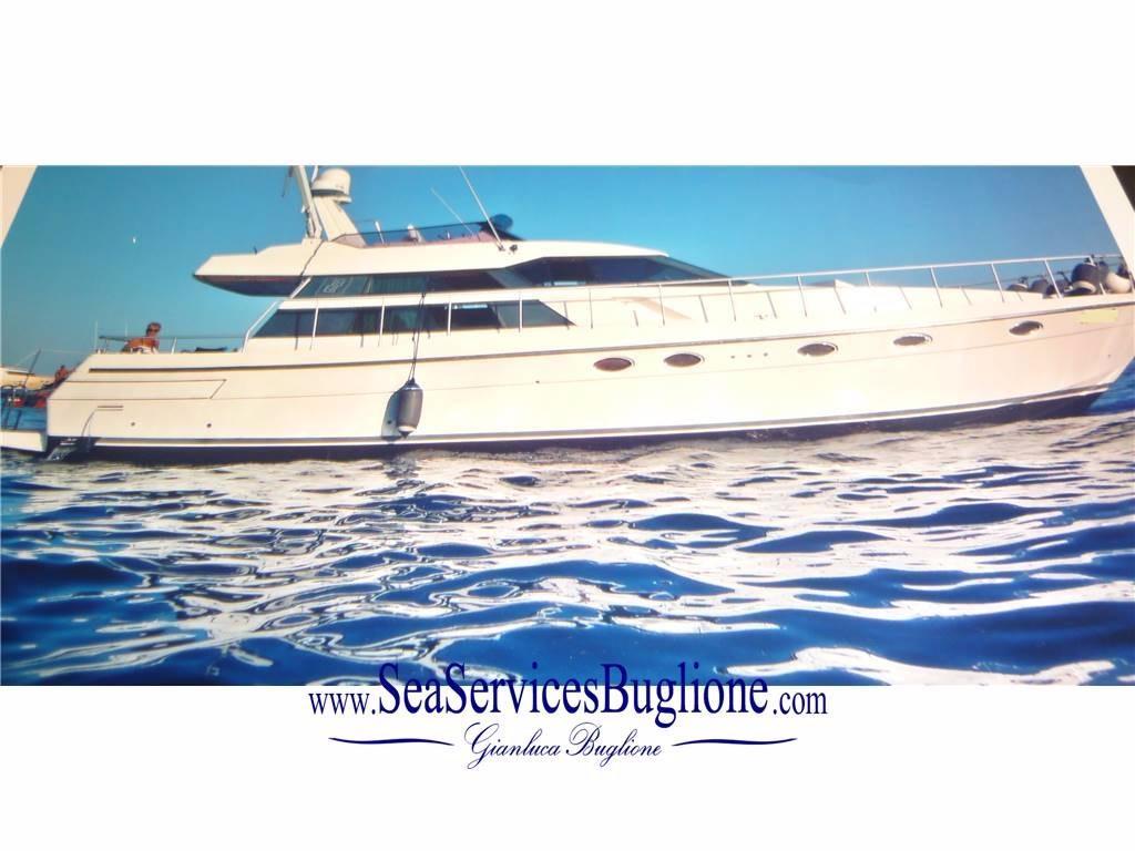 1995 Dalla Pieta Asterion Power Boat For Sale Www