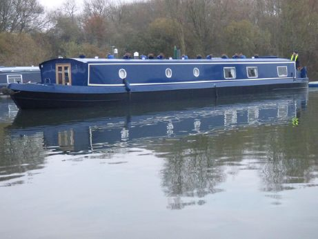 2013 Orchard Marina 65 x 12 Widebeam Narrowboat