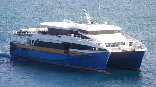2008 Custom Fast Catamaran Ferry